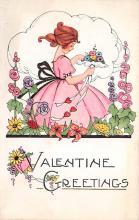 val300557 - Valentines Day Postcard