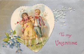 val300559 - Valentines Day Postcard