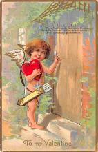 val300569 - Valentines Day Postcard