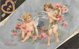val300577 - Valentines Day Postcard