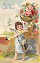val300579 - Valentines Day Postcard