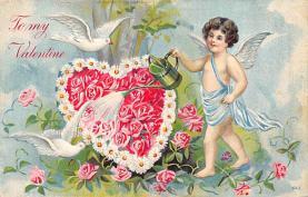 val300581 - Valentines Day Postcard
