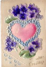 val300603 - Valentines Day Postcard