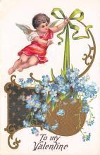 val300607 - Valentines Day Postcard