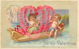 val300617 - Valentines Day Postcard