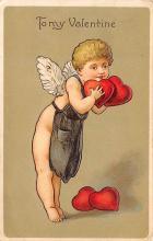 val300621 - Valentines Day Postcard