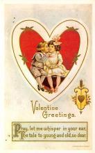 val300623 - Valentines Day Postcard