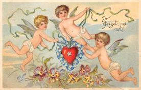 val300635 - Valentines Day Postcard