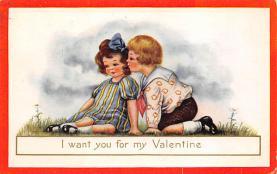 val300645 - Valentines Day Postcard
