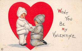 val300647 - Valentines Day Postcard