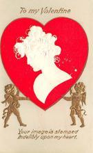 val300657 - Valentines Day Postcard