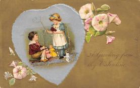 val300669 - Valentines Day Postcard