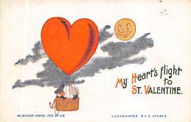 val300689 - St. Valentine Day Postcard