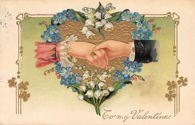 val300695 - Valentines Day Postcard