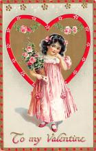 val300707 - Valentines Day Postcard