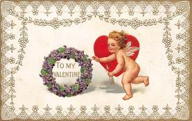 val300709 - Valentines Day Postcard
