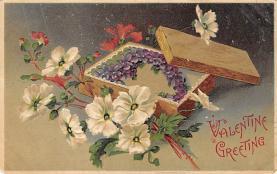 val300711 - Valentines Day Postcard