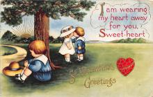 val300715 - Valentines Day Postcard