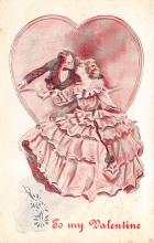 val300721 - Valentines Day Postcard