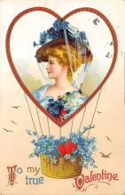 val300723 - Valentines Day Postcard