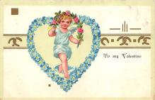 val300741 - Valentines Day Postcard