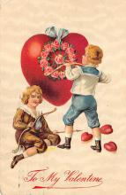 val300759 - Valentines Day Postcard