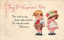 val300763 - Valentines Day Postcard