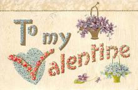 val300787 - Valentines Day Postcard