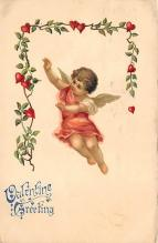 val300791 - Valentines Day Postcard