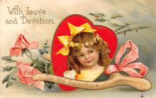 val300793 - Valentines Day Postcard