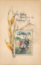 val300805 - Thanksgiving Day Postcard