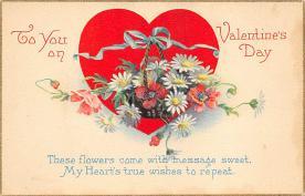 val300807 - Valentines Day Postcard