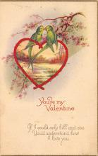 val300811 - Valentines Day Postcard
