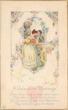 val300813 - Valentines Day Postcard
