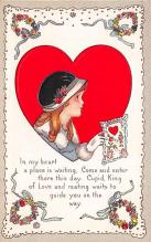 val300825 - Valentines Day Postcard
