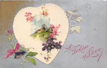 val300839 - John Winsch Publishing Valentines Day Postcard