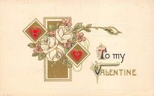 val300845 - Valentines Day Postcard