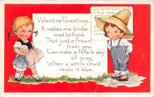 val300849 - Whitney Made Valentines Day Postcard