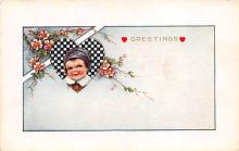 val300853 - Whitney Made Valentines Day Postcard