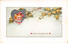 val300855 - Whitney Made Valentines Day Postcard