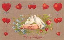 val300857 - Valentines Day Postcard