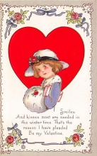 val300879 - Valentines Day Postcard