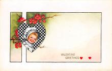 val300881 - Whitney Made Valentines Day Postcard