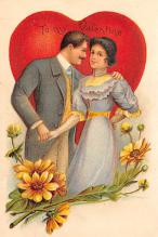 val300891 - Valentines Day Postcard