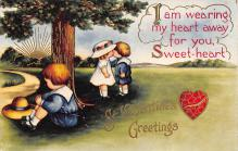 val300899 - Valentines Day Postcard