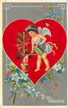val300907 - St. Valentines Day Postcard