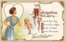 val300915 - St. Valentines Day Postcard