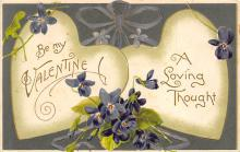 val300921 - St. Valentines Day Postcard