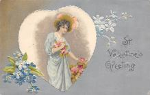 val300923 - St. Valentines Day Postcard