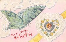 val300927 - St. Valentines Day Postcard